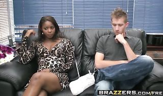 Brazzers - Shes Gonna Drizzle - Jasmine Webb and Danny D -  Lovin That Porn Vibe