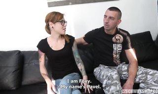 Czech Wifey Exchange five - utter vid